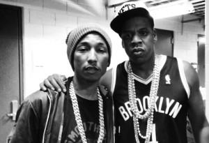 Jay-Z-Pharrell