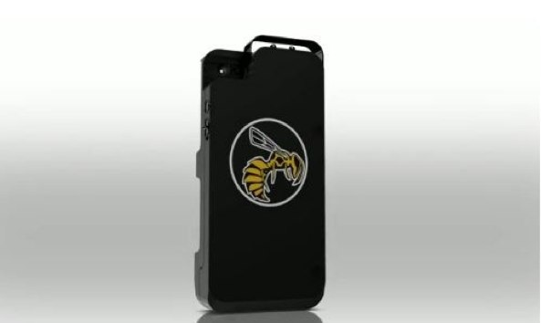 new arrival 2d7d8 57a2c Yellow-Jacket-iPhone-case | First Klass Breakfast