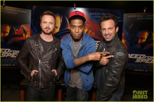 Stars Aaron Paul, Scott Mescudi, Scott Waugh